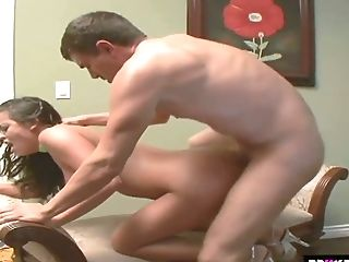 Deviant Stepmom Mia Lelani Tempts Her Wild Stepson And Gets Her...