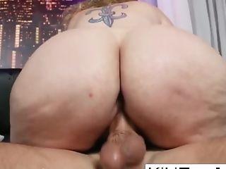 Sexy Cougar Kiki Daire Fucks Her Boy Gear At The Club