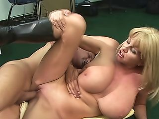 Fucky-fucky Lesson With Large-titted Mummy Penny, Upscaled To 4k