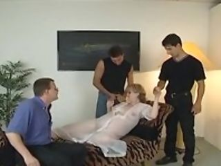 Preggo Matures Beauty Gets Her Cunt Inserted