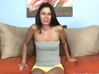 Nikki Daniels Deepthroats Dick Chibbles