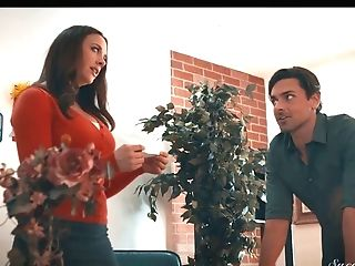 Graceful Seductress Chanel Preston Rails A Dick Of Her Paramour