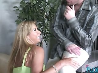 Big Tittied Whore Wifey Is Having An Affair With Horny Neighbor