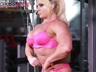German Women Bodybuilder Porn