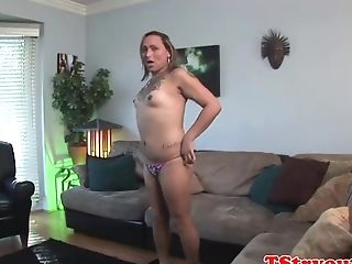 Matures Trans Beauty Filmed At Casting