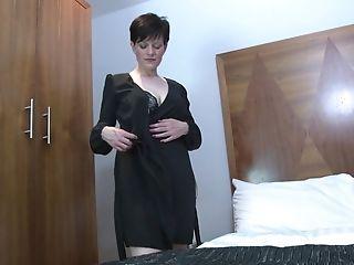 Olivia G. Takes Out Her Magic Wand And Masturbates Naked