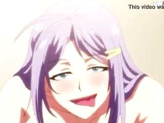 Horny Mummy Fucks A Legitimate Years Teenager Boy  Uncensored Anime...