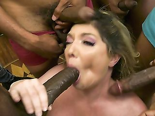 Encircled By Well Draped Black Studs Amazing Kiki Daire Loves...