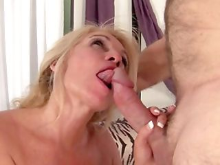 During Hot Intercourse, Dalny Marga's Tits Are Squeezed, And...