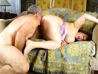 Supah Ultra-cute Chubby Old Spunker Is Such A Hot Fuck & Loves...