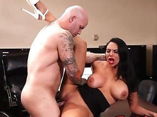 Cougar Missy Martinez Fucks To Get The Stress Off