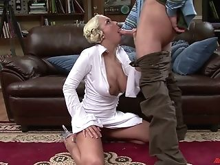 The Big Bang Theory Xxx Parody Featuring Hookup-appeal Blonde