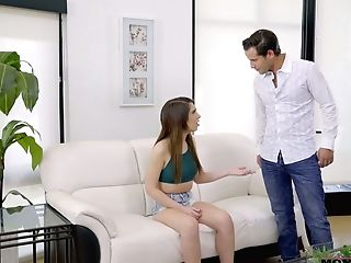 Skilled Stepmom Joseline Kelly Trains Her Stepson How To Fuck...