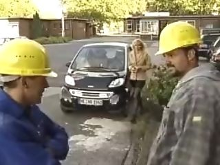 The Fantasy Of Banging Two Construction Guys ...