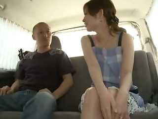 Uncontrollable Orgasms In A Van For This Horny Japanese Mummy
