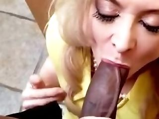 Black Boy Revenges On Ex-chief By Fucking His Matures Blonde Wifey
