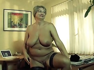 Matures Mega-bitch On Porno Casting Onmilfcom
