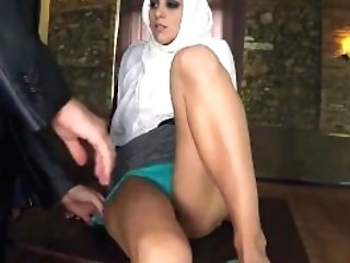 Arab Teenager Old Man Greedy Woman Gets Food And Fuck