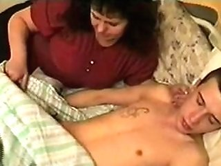Russian Matures Ma And Boy Fledgling