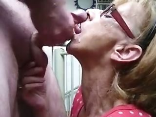 Puckered Awful Matures Super-bitch Provided My Mate With A Terrific...