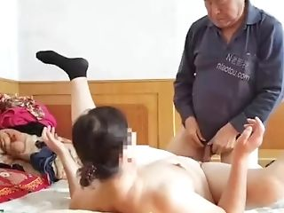Old Japanese At A Whore