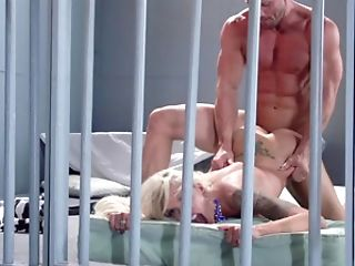Jail Palace Pounding Of Promiscuous Blonde Nina Elle