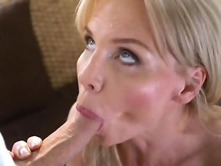 Boy Meets Former Babysitter After Many Years And Fucks Her