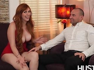 Big-titted Cougar Red-haired Lauren Phillips Dual Foray