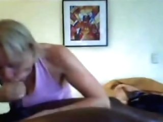 Mummy Gives A Rubdown And Hand Jobs To Black Man