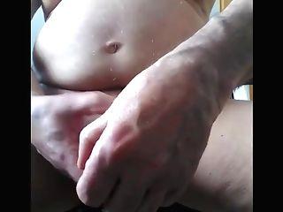 Cock Ball Torture Pouch Restraint Bondage With Penisplug