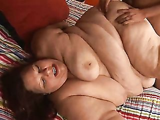 Exceptionally Giant Boobed Obese Whore Sweet Cheeks Is Worth Good Mish