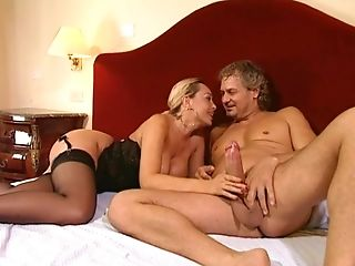 Fine Intercourse Leaves Melissa D With A Messy Facial Cumshot