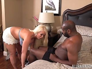 Only One Thing Pleases Alura Jenson, And That Is Playing With A...
