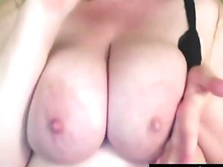 Brit Pallid Faced Jackie Synn With Big 42f Milky Titties -...