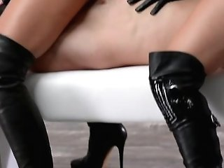 Hot Woman Obsession With Cum Shot