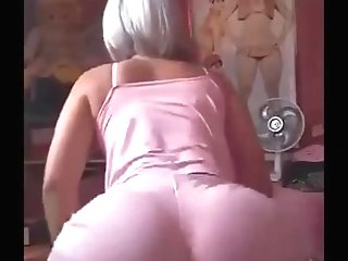 Hot Woman Twerk, Big Booty ,flawless Tits ,big Booty!