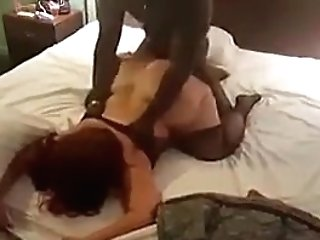 Humungous Donk Married Mummy Pounded By Big Black Cock