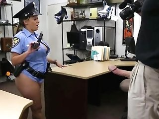 Rump Eat Seat Fucking Ms Police Officer