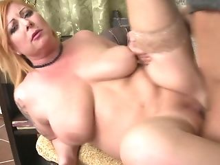 Modern Chubby Mummy Fucked And Spunk Covered By Sonny