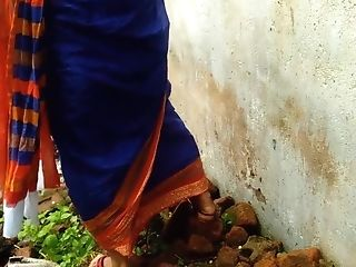 Devar Outdoor Fucking Indian Bhabhi In Abandoned Palace Ricky...