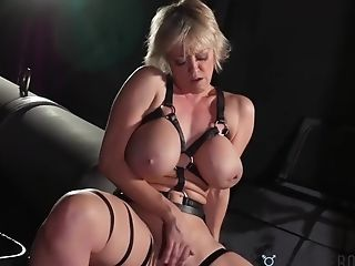 Transerotica Mummy Drains Off Before Lianna Lawson Fucks Her