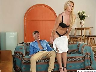 Youthfull Dude Has The Honor Of Fucking Stunning Mommy Of His...