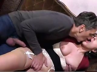 Big Tits Cougar Oral And Jizz Shot