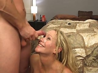 Spoiled Stepson And His Cocky Friends Fuck Big Tittied Stepmom...