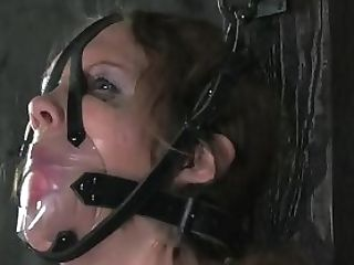 Cougar Honey Gets Restrained And Whipped