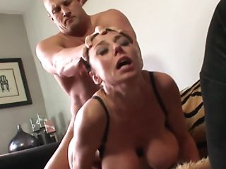 Matures Cougar Practices Special Pleasure Thank To Bald Plower