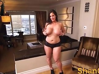 Pleasing Latina Mom Lady At Home High-definition - Hd