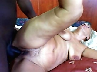 Matures Blonde Buttfucked