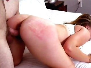 Blonde German Mom And Teenager Strapped Buttfuck And Big Tits...