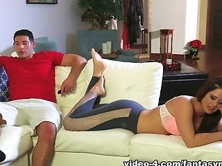Horny Pornographic Stars Holly Heart, Tony Martinez In Best Jizz...
